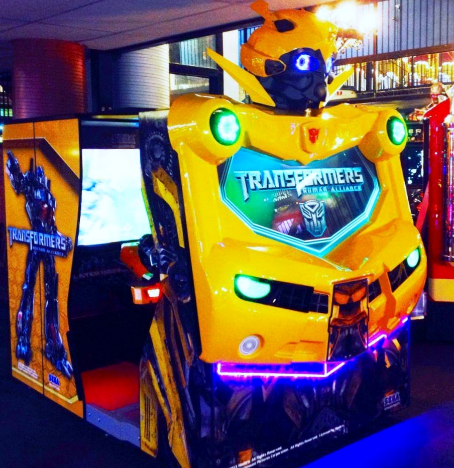 Transformers Theater